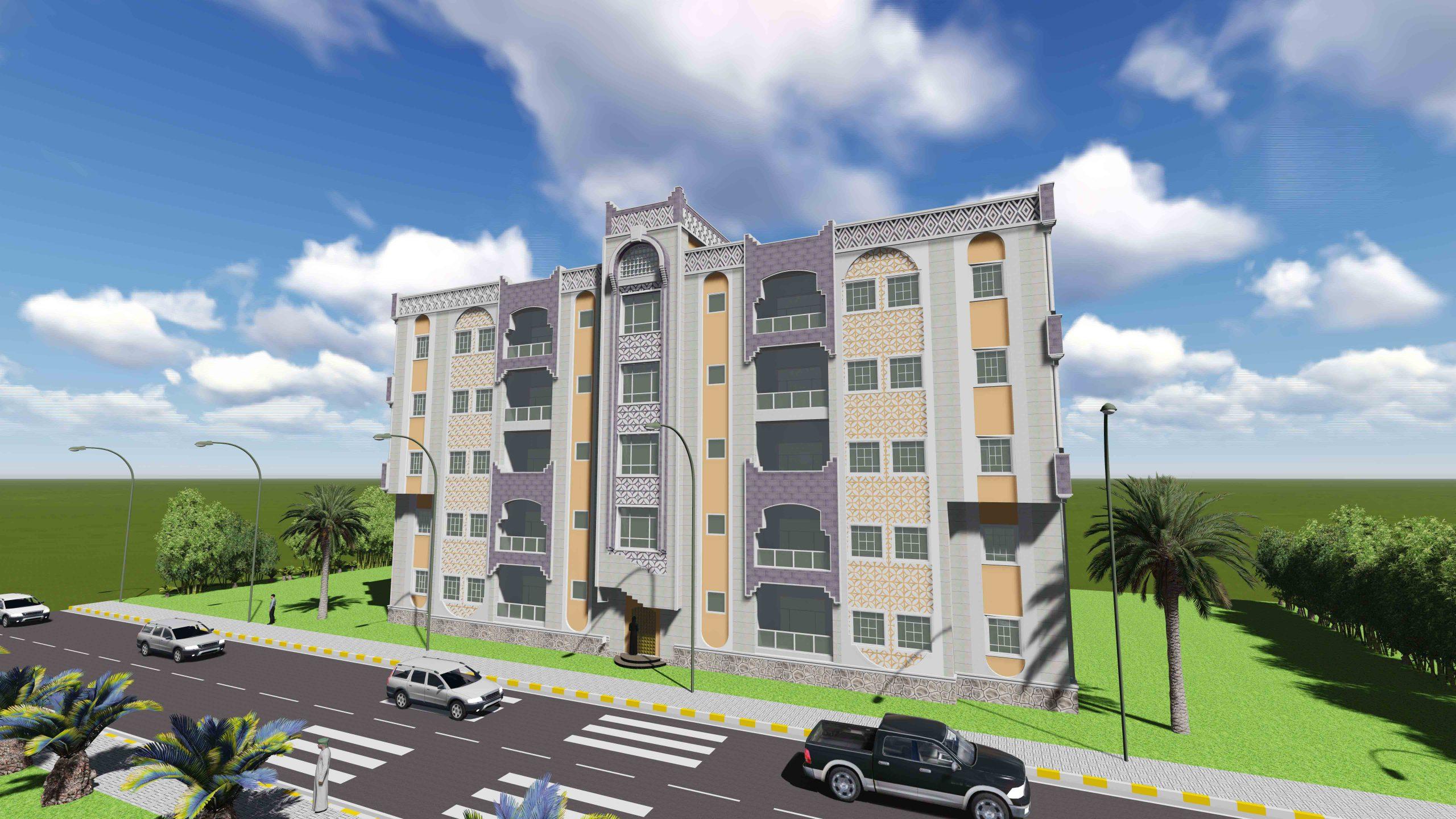 شقة سكنية(ملكية) مائة وتسعون متر مربع
