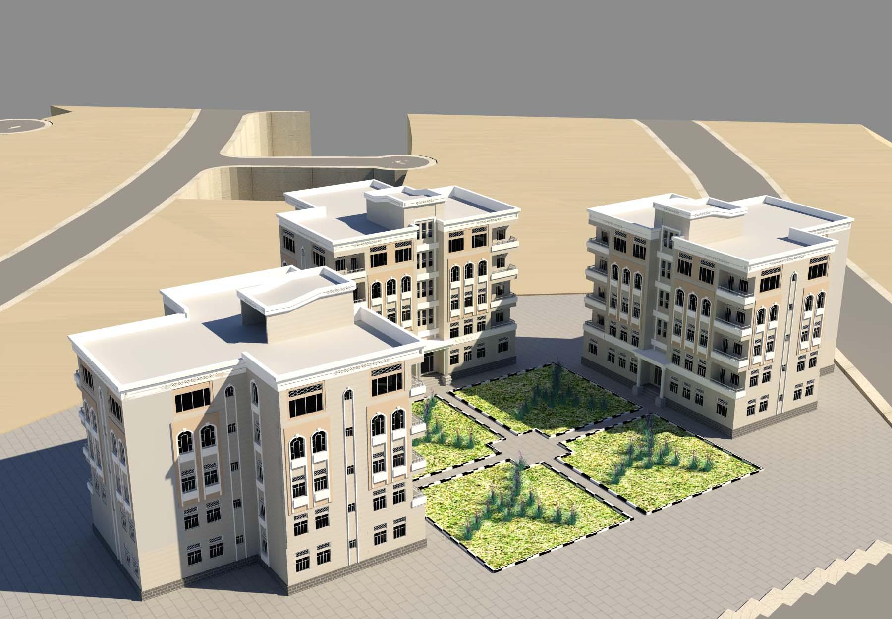 شقة سكنية مائة واربعون متر مربع