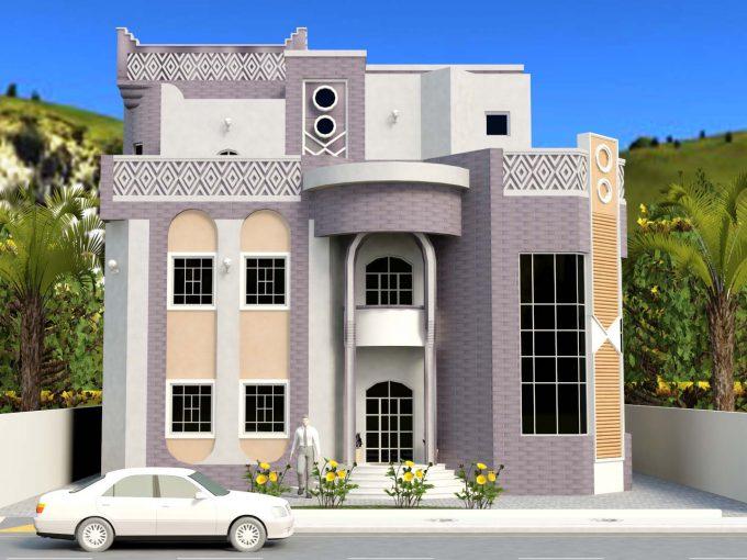 قصر آزال فيلا سكنية 10 لبن عشاري